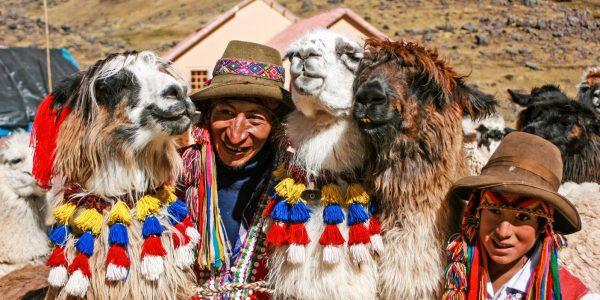 Adventure Peru Path Ausangate