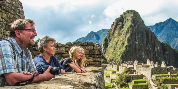 Machu Picchu Family Adventure