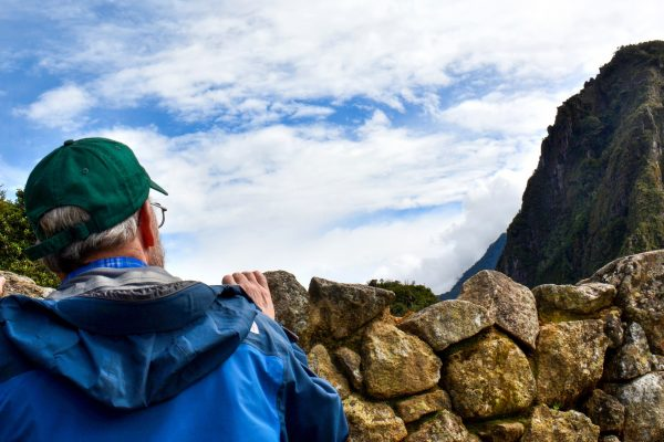 Machu Picchu and Kuelap