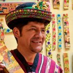 ayacucho peru arts crafts marcial berrocal