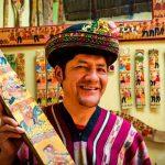 Ayacucho Peru arts crafts marcial berrocal tabla sarhua