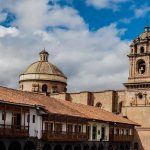 Cathedral Main Square Cusco