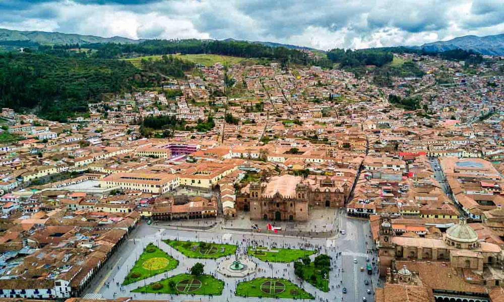 Cusco City Alternative Peru