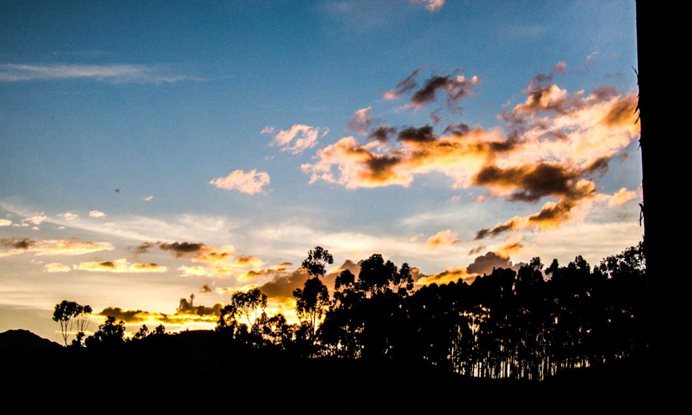 Cusco City Sunset