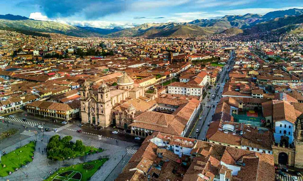 Cusco City tour Peruvian Soul
