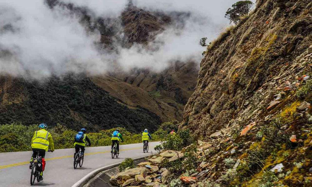E bike Peru Machu Picchu
