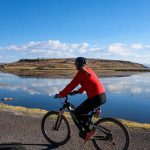 E bike Peru sillustani