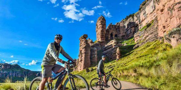 E bike Peru Tinajani