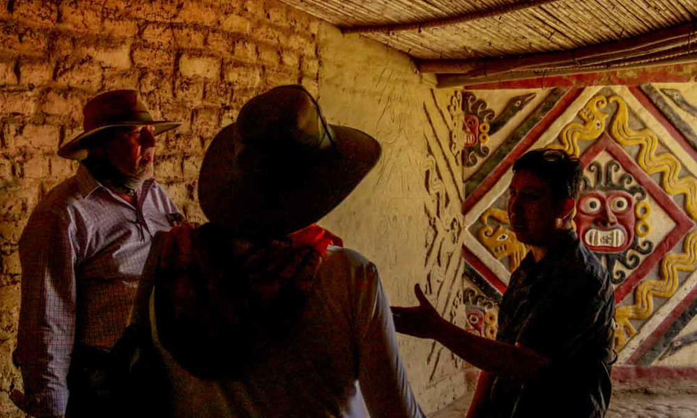 El brujo trujillo Peru