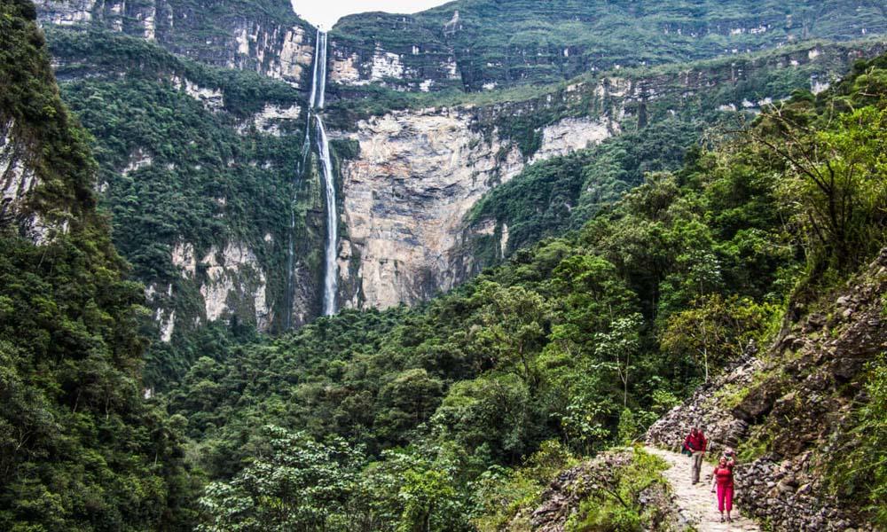 Gocta Waterfall