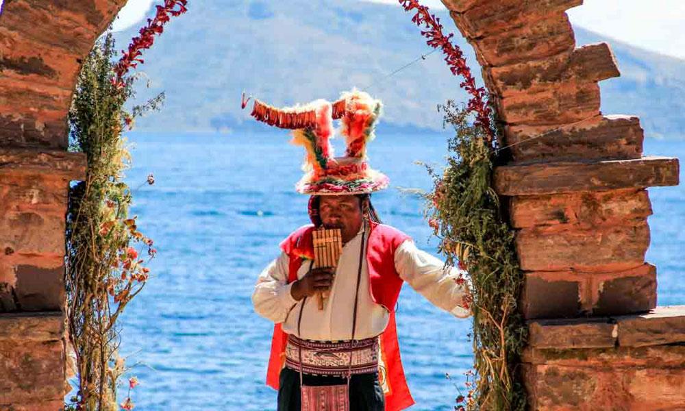 Lake Tititicaca Islands