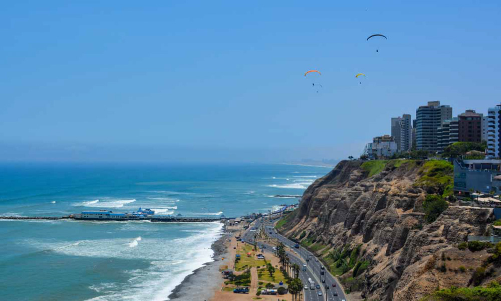 Lima Miraflores Peruvian Soul