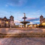 Main Square Cusco Peru
