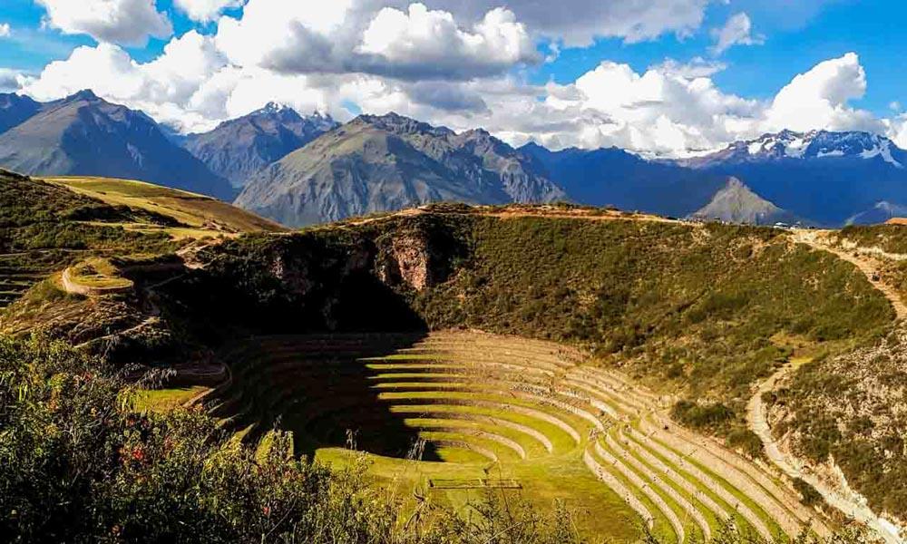 Moray Peru Sacred Valley