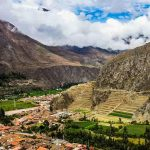 Ollantyatambo Ruins Peruvian Soul