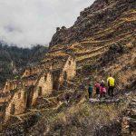 Ollantaytambo Ruins Sacred Valley