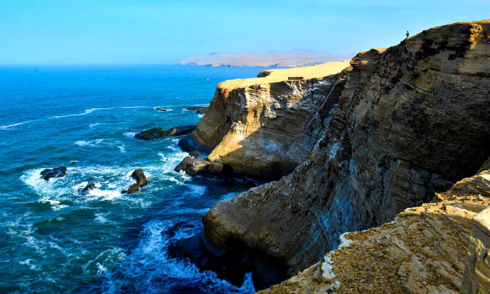 Paracas National Reserve Peru off the beaten path