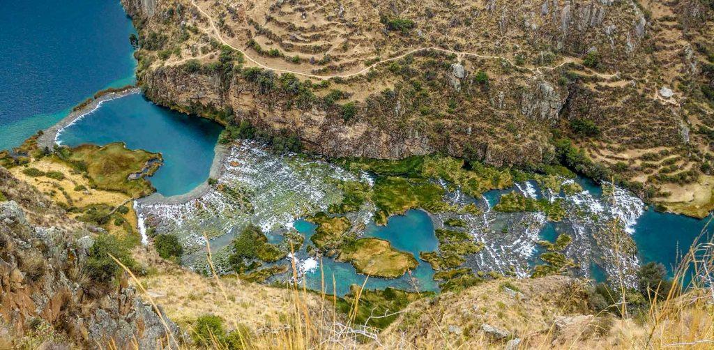 Huancaya lagoons, Peru off the beaten path travel