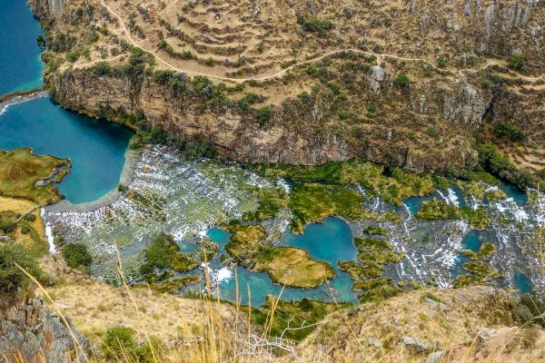 Huancaya lagoons, Peru off the beaten path travel