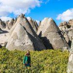 Off-the-beaten-path Pampachiri stone forest