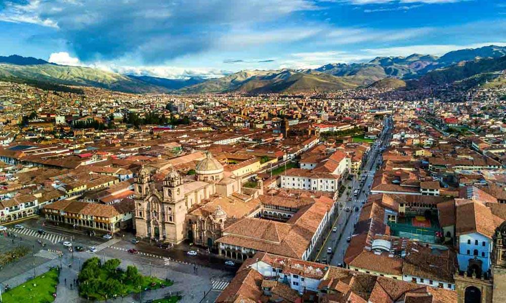 Peruvian Soul Main Square Cusco Peru