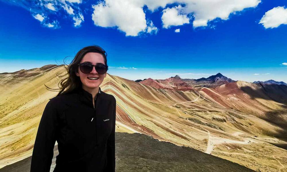 Rainbow Mountain Peruvian Soul