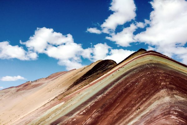 Vinicunca, the rainbow mountain in Cusco
