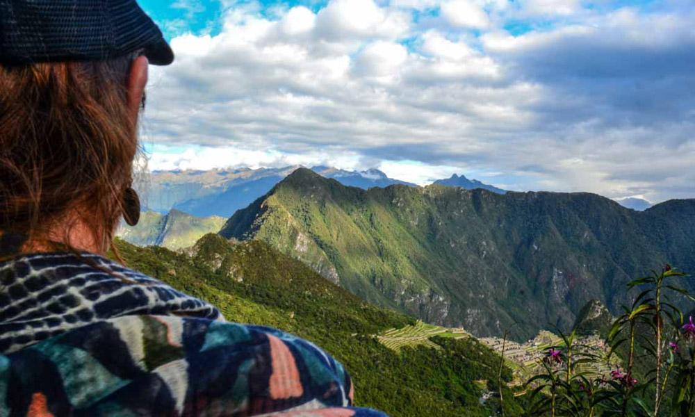 Sunhgate Machu Picchu Peruvian Soul