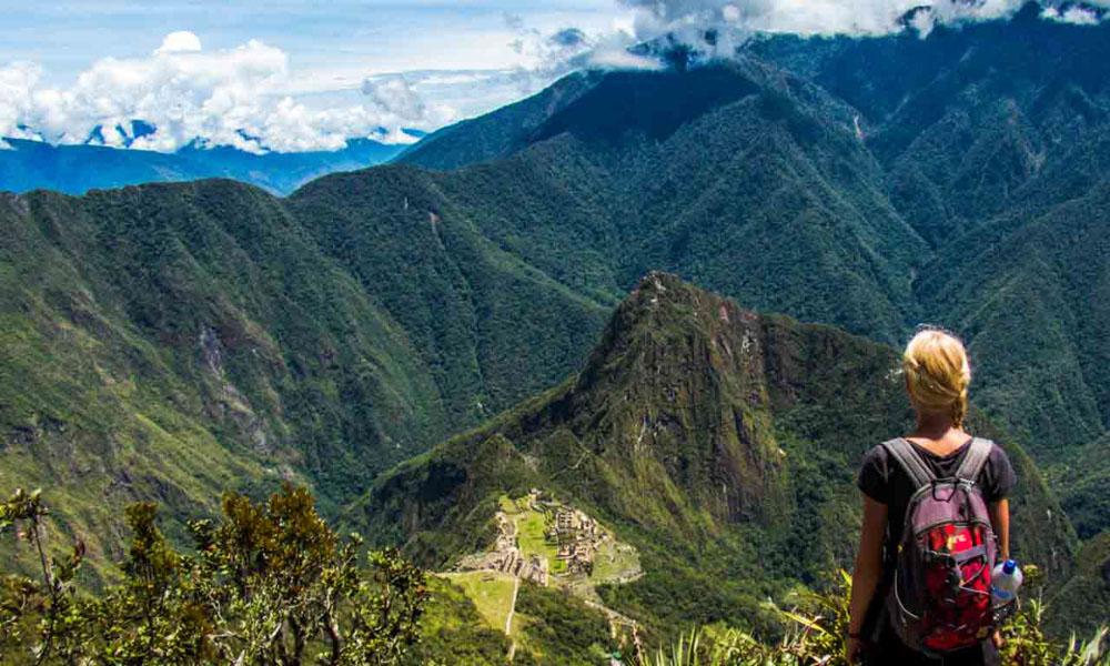 Sun gate Mach Picchu
