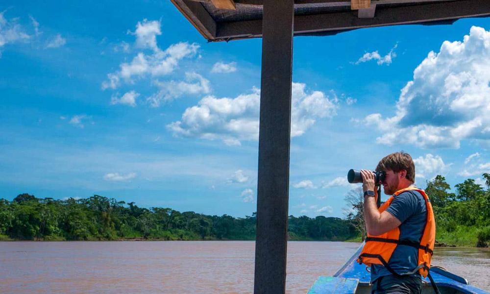 Tambopata tours Peruvian Soul