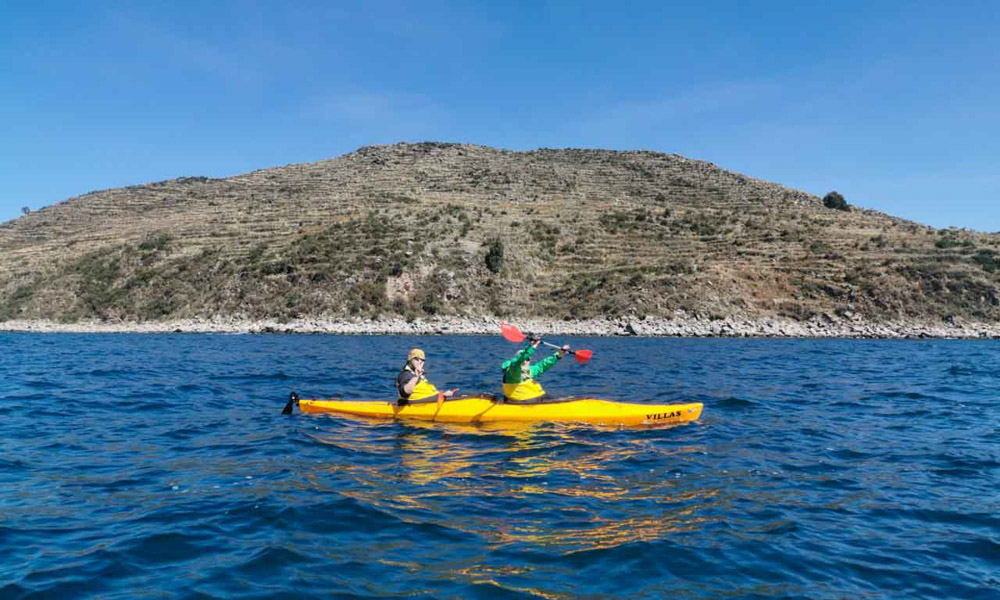 Titicaca Kayak Company Alternative Peru