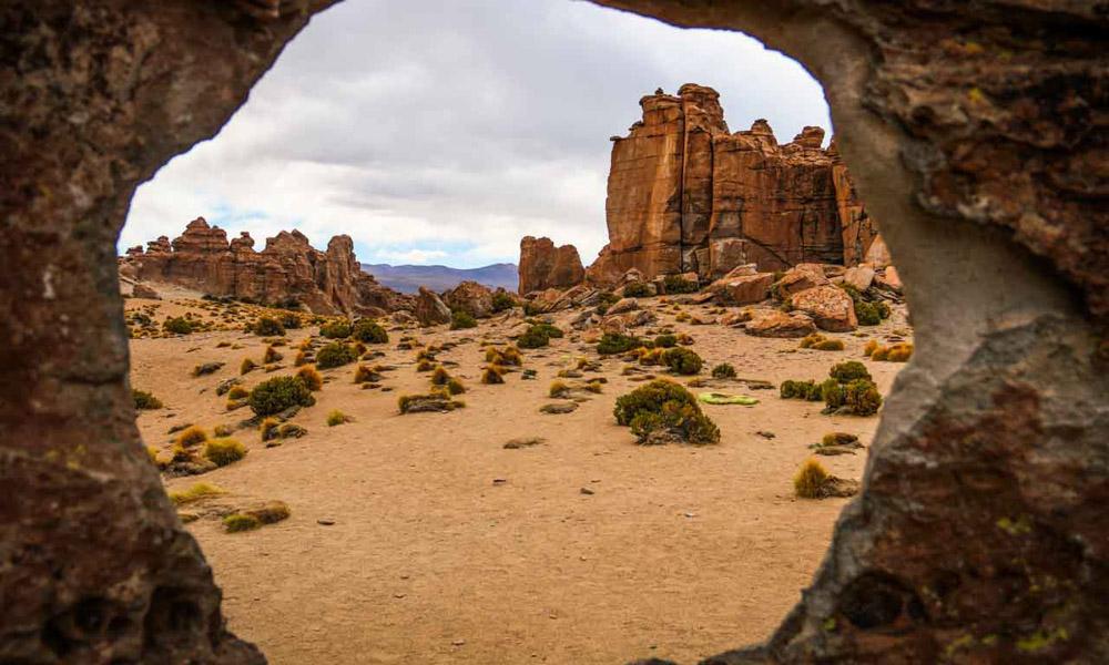 Uyuni Peru and Bolivia tour
