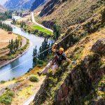 Via ferrata Peru Skylodge