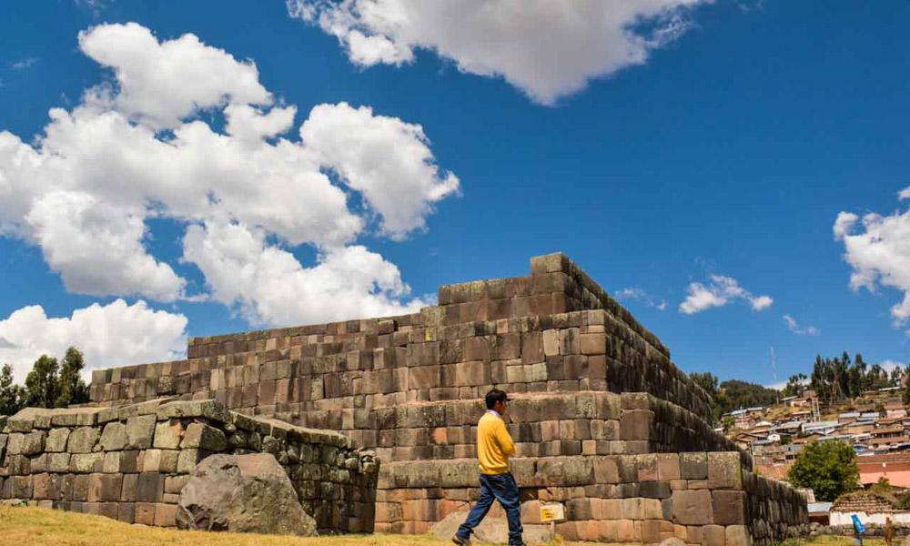Vilcashuaman Ayacucho Peru