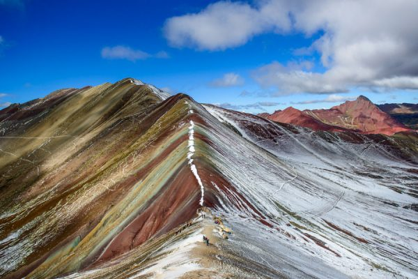 Vinicunca Rainbow Mountain