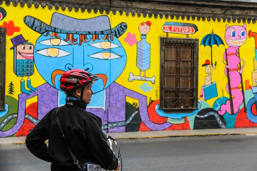 Bohemian Bike tour Lima