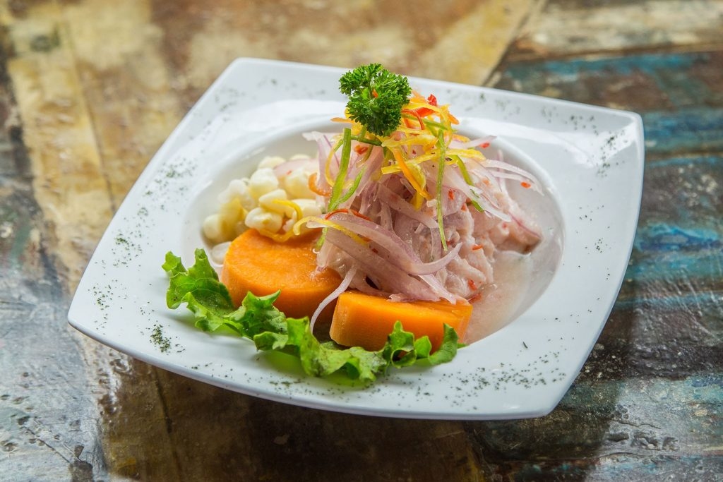 Ceviche Lima food tour