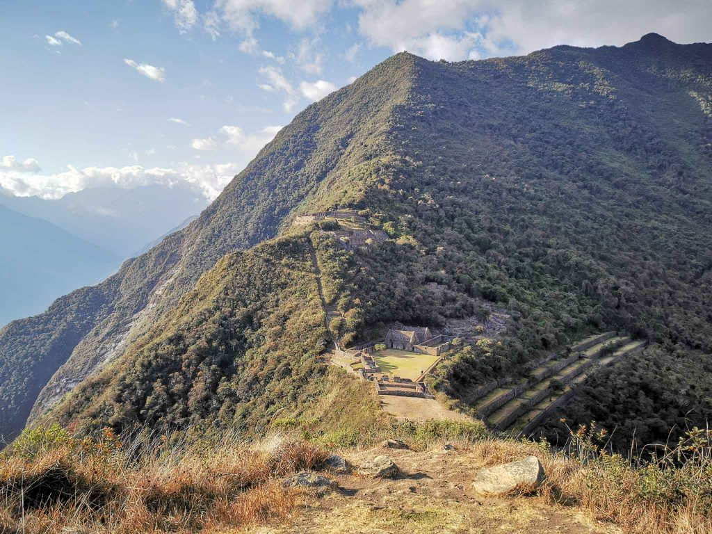 Choquequirao Alternative Trek to Machu Picchu