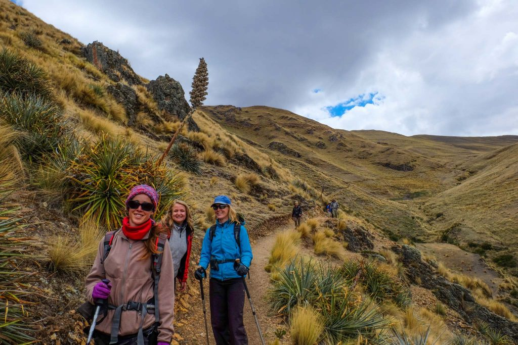 Huchuyqusqo Alternative Trek to Machu Picchu