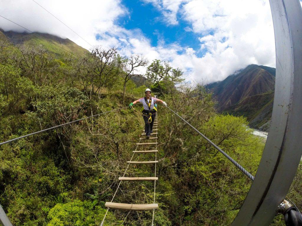 Inca Jungle Trek Alternative Treks to Machu Picchu