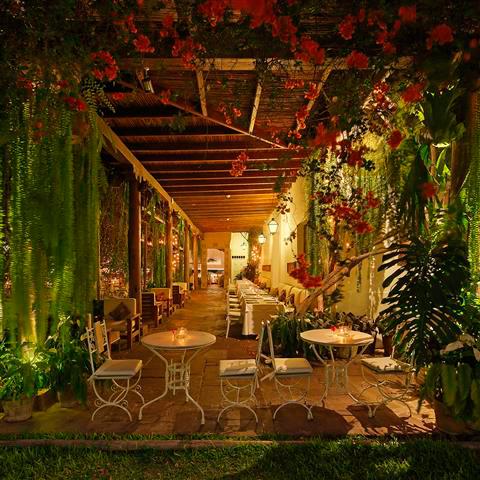 Larco Museum Dinner