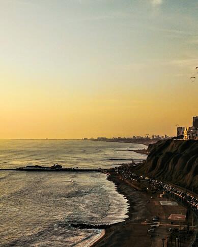 Destinations: Lima