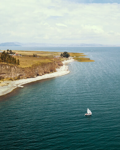 Destinations: Puno - lake titicaca