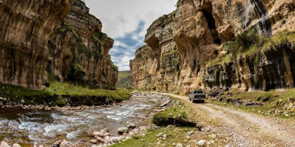 Route to Tanta, Nor Yauyos Cochas