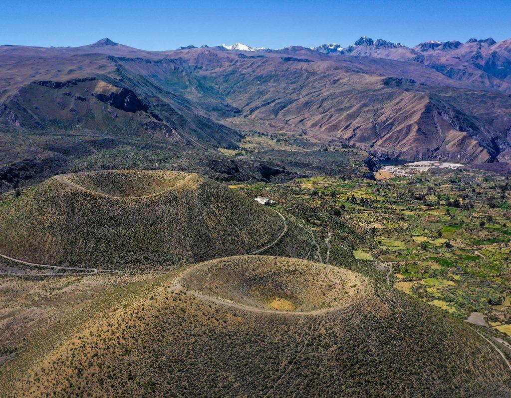 Valle de los Volcanes, Arequipa