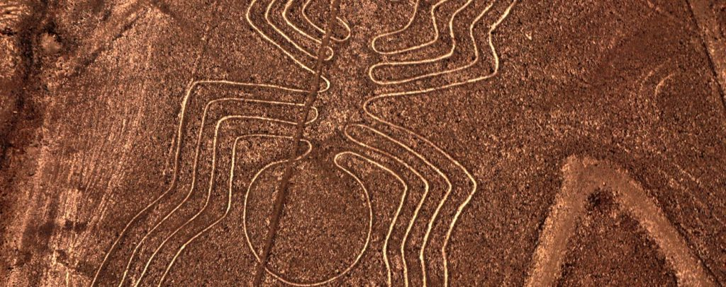 Nazca Lines overflight
