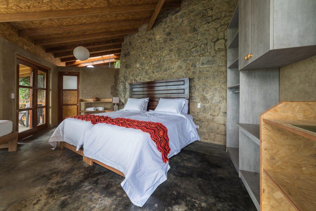 Cozy room in Rangra Wasi Lodge, Amazonas
