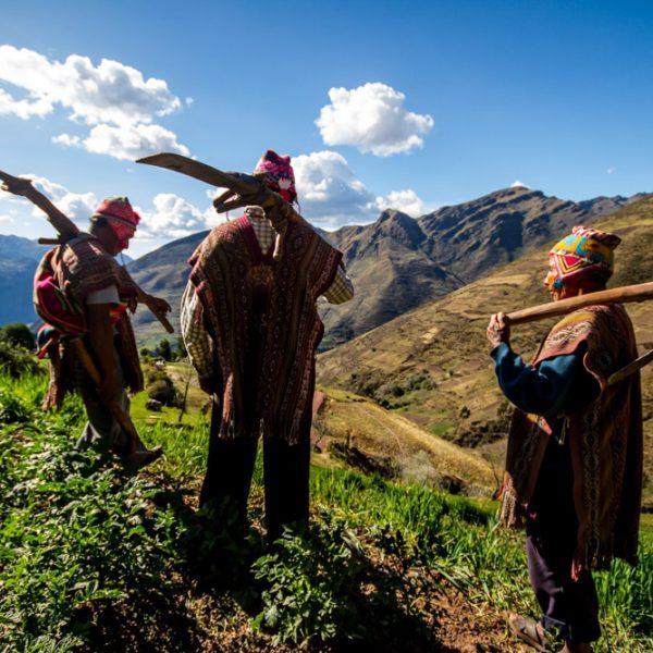 Huayllafara Community