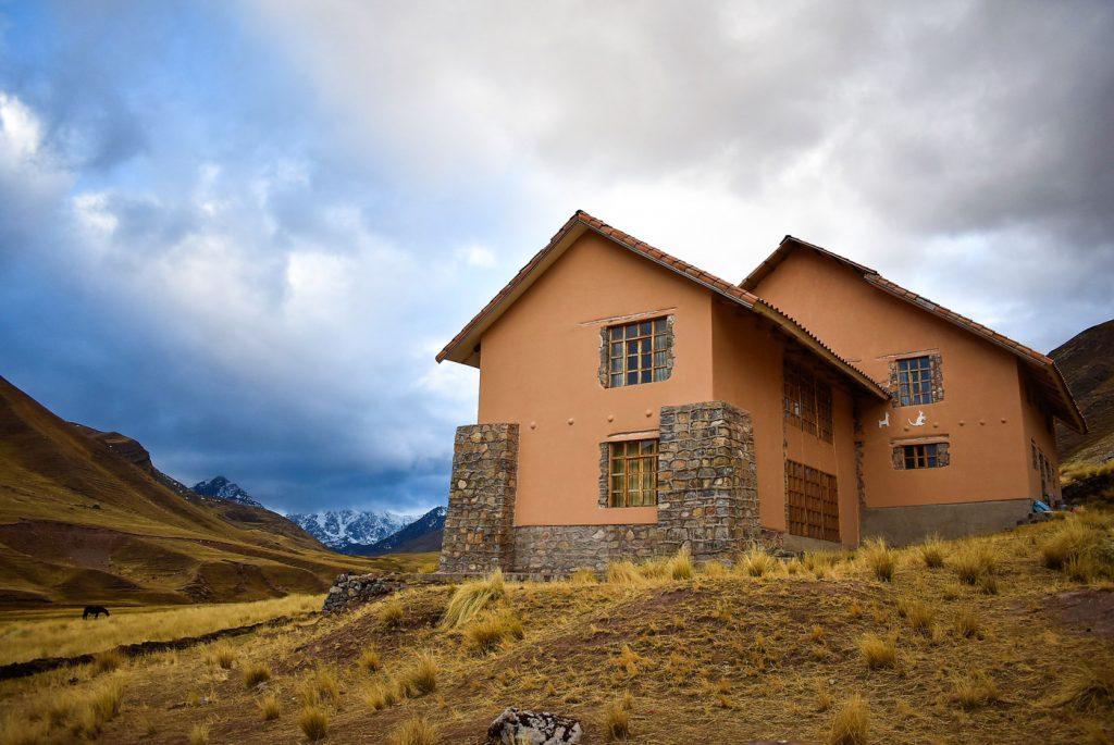 Honeymoon trip to Ausangate Lodge to Lodge, Peru