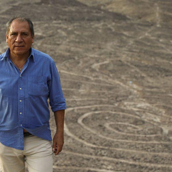 Johny Isla, Director of the Nazca - Palpa Project